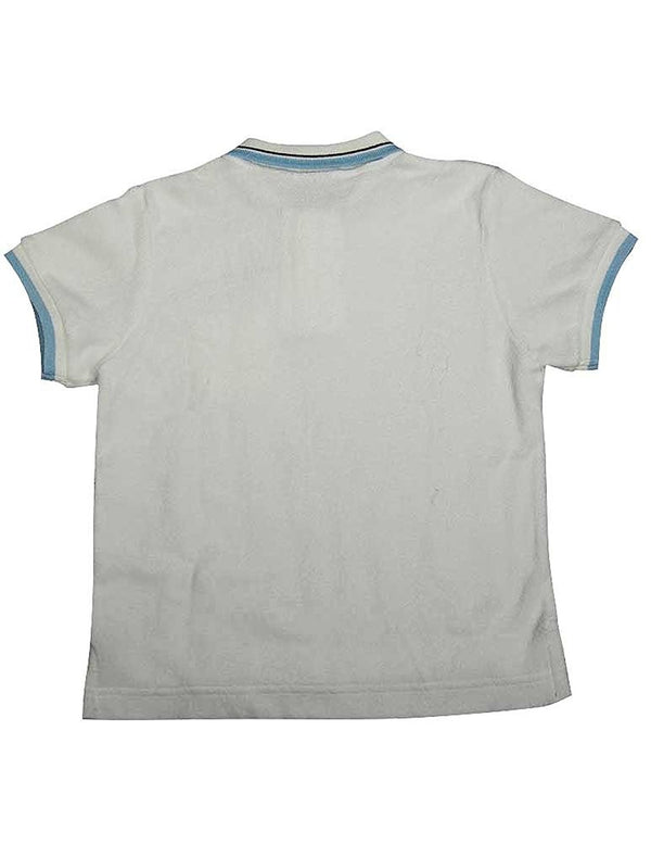 E-Land - Little Boys Short Sleeve Terry Cloth Polo Shirt