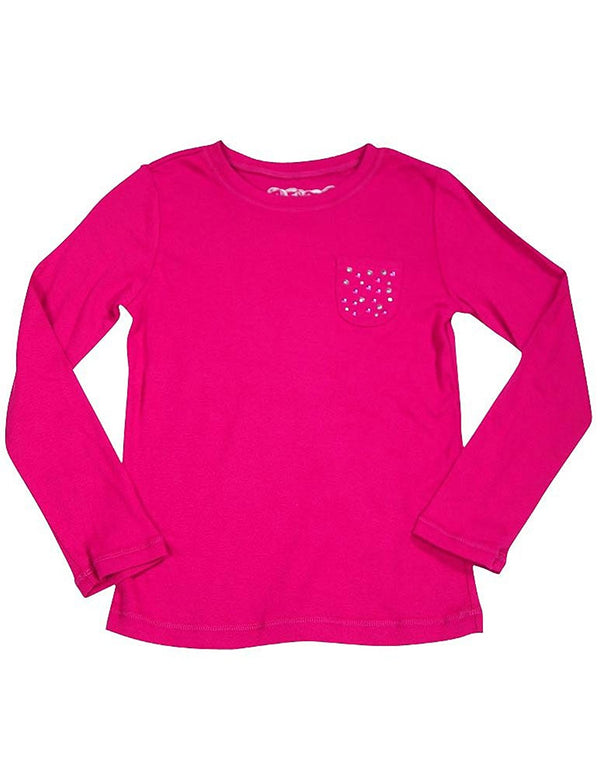Private Label - Little Girls' Long Sleeve Top