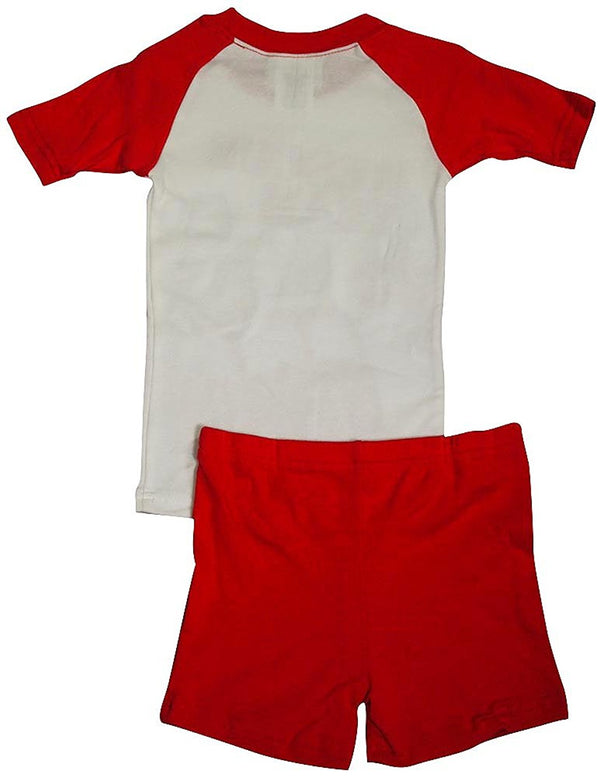 Pajohnies - Little Boys Short Sleeve Shorty Pajamas