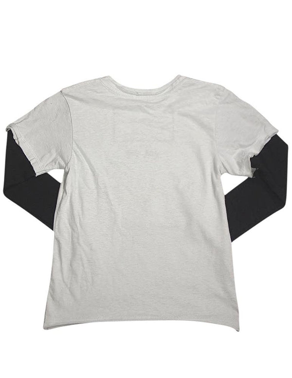 Payable To - Little Boys Long Sleeve Top