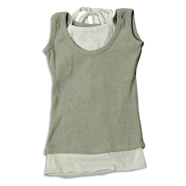 Purple Orchid - Little Girls' Sleeveless Top
