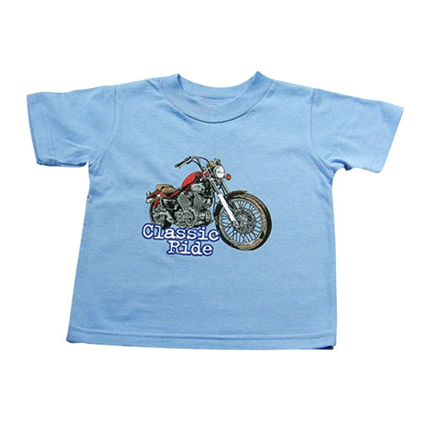 Mis Tee V-Us - Big Boys Short Sleeve Fun Graphic T - Shirt Tops for Casual Everyday