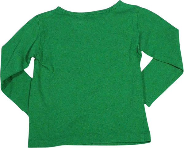 Dinky Souvenir by Gold Rush - Little Girls Long Sleeve Top