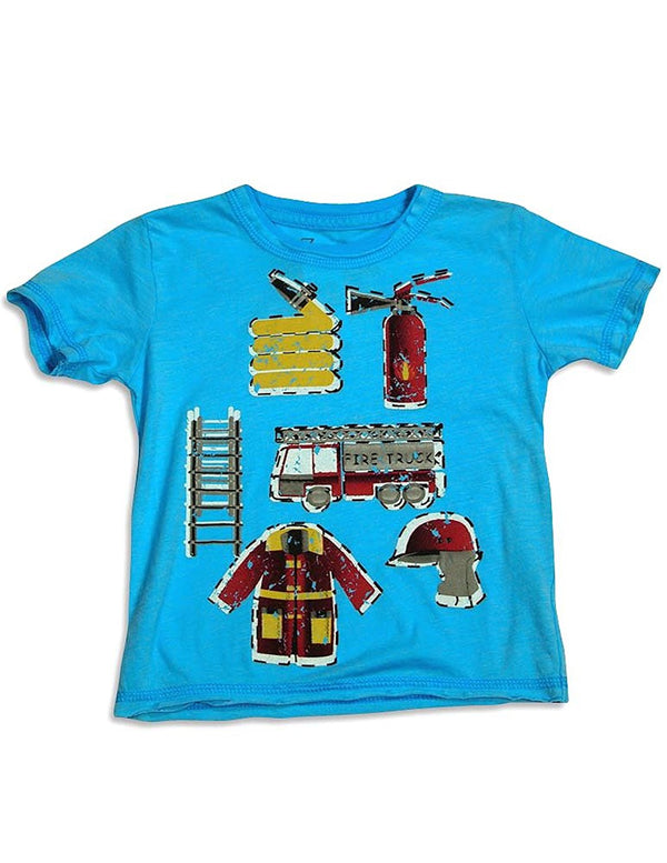 DX-Xtreme - Little Boys Short Sleeve T-Shirt
