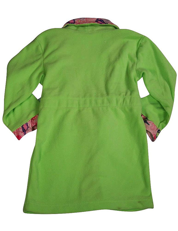 Bunz Kidz - Little Girls' Long Sleeve Fleece Robe