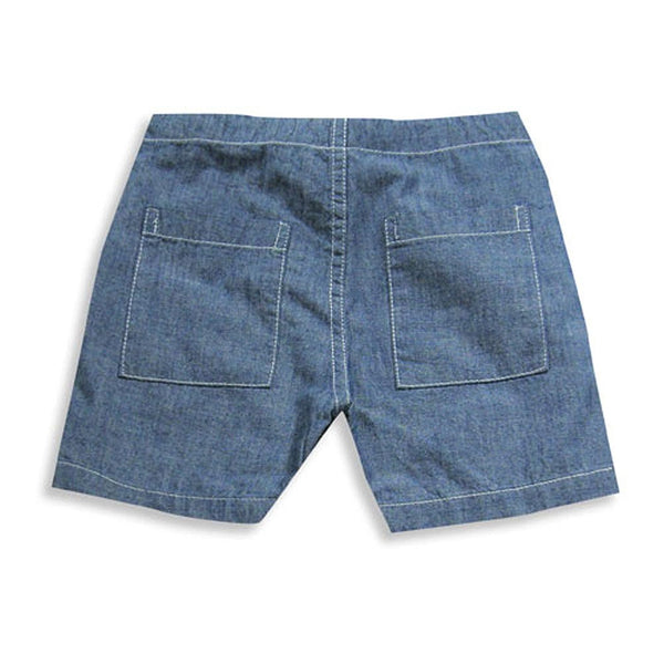 Gold Rush Outfitters - Baby Girls Chambray Short
