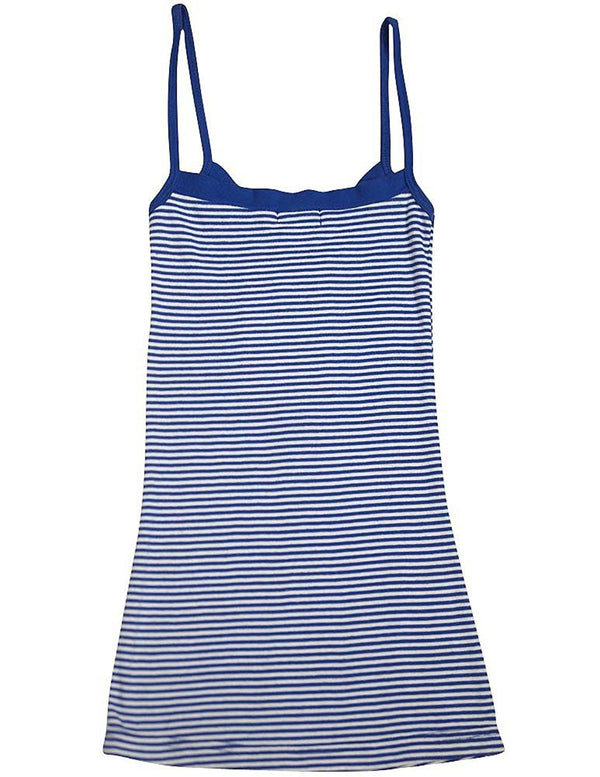 SO NIKKI Girls Striped Tank
