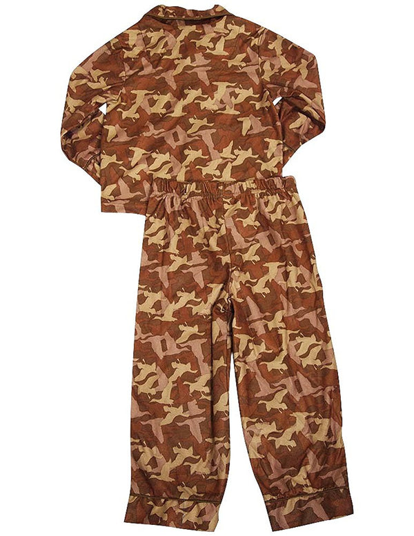 Duck Dynasty - Little Boys Long Sleeve Duck Dynasty Pajamas