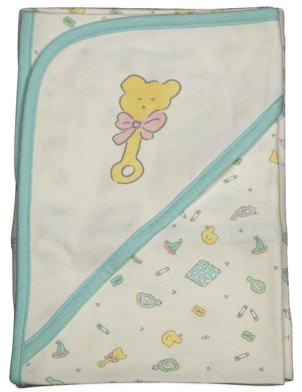 Snopea - Baby Girls Soap Suds Blanket