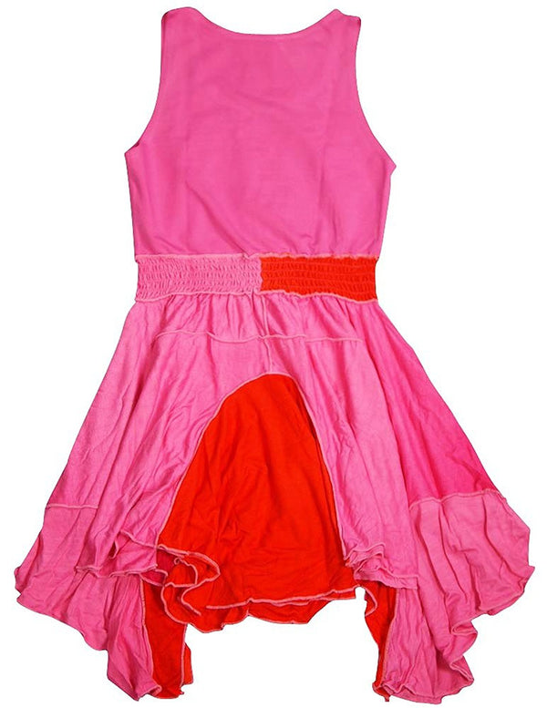 Flowers by Zoe - Big Girls' Sleeveless Dress - 6 Colors - 30 Day Guarantee