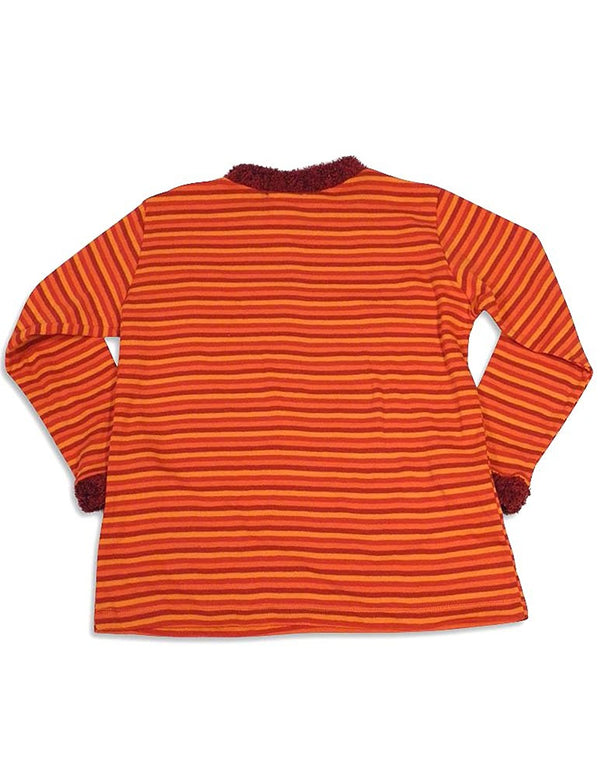 Mis Tee V-Us - Big Girls' Long Sleeve Stripe Shirt