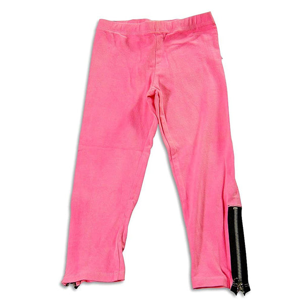 So Nikki - Big Girls' Zip Leg Capri