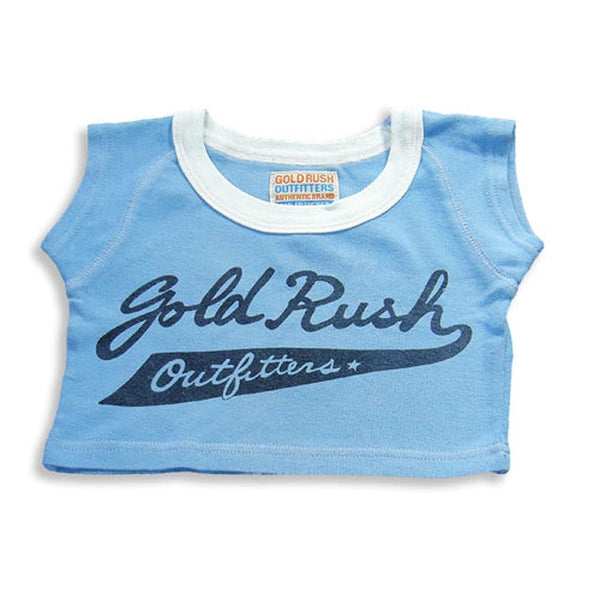 Gold Rush Outfitters - Baby Girls Cropped T-Shirt
