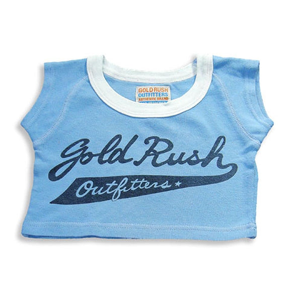 Gold Rush Outfitters - Little Girls Cropped T-Shirt