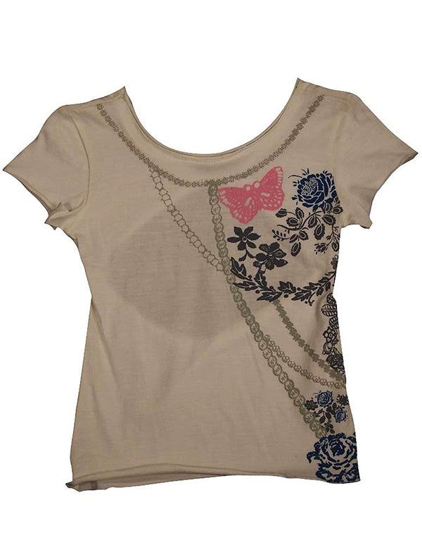 Mish - Little Girls' Short Sleeve Top