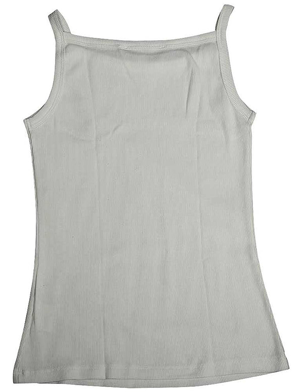 Monkey Wear - Big Girls' Ribbed Tank