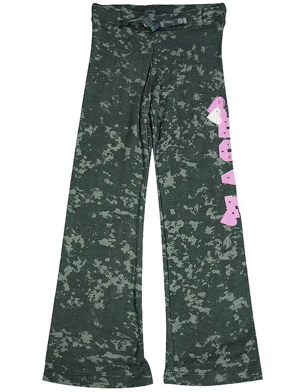 Flowers by Zoe - Little Girls Pant