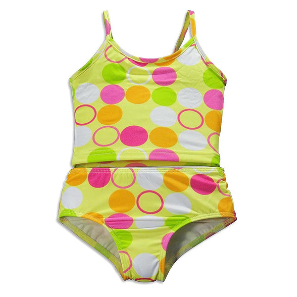 405 South by Anita G- Little Girls' 2 Piece Tankini Bathing Suit