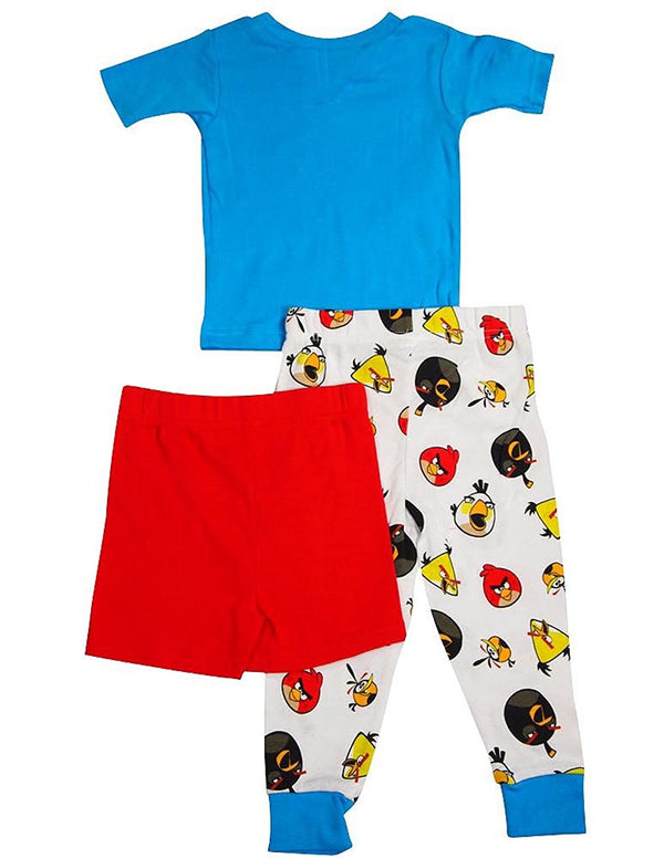 Toy Story - Little Boys 3 Pc Short Sleeve Toy Story Pajamas