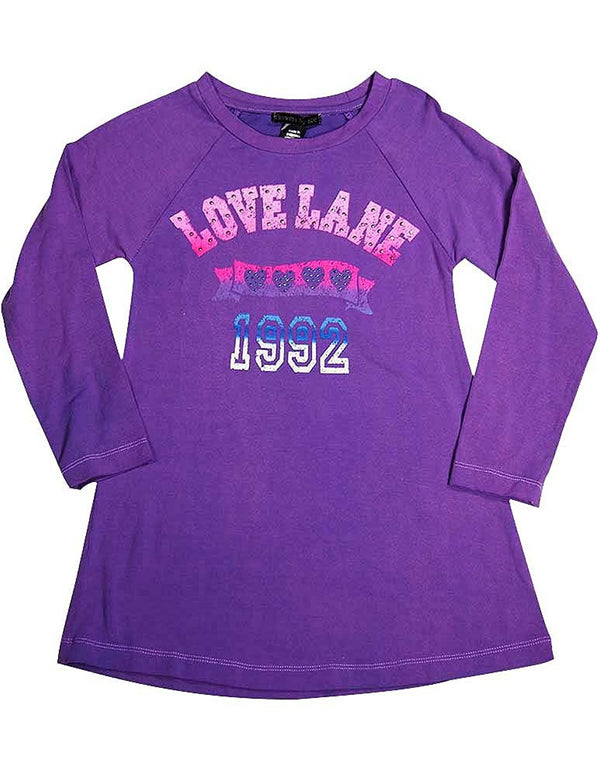 Flowers by Zoe - Big Girls' Long Sleeve Dress