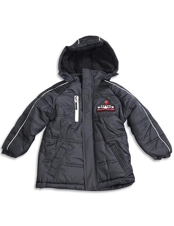 Above The Rim - Little Boys Hooded Winter Jacket