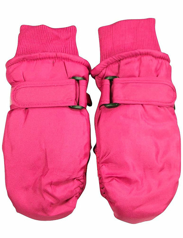 Winter Warm-Up - Little Girls Ski Mittens