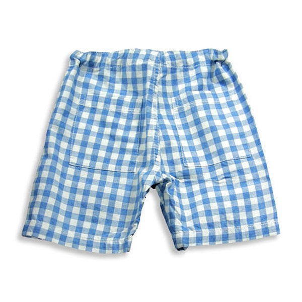 Gold Rush Outfitters - Little Girls Gingham Short