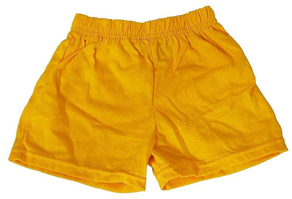 Basic Editions - Little Girls Jersey Knit Gym Shorts
