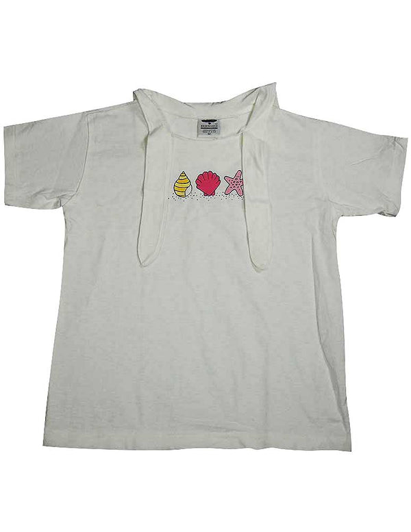 Mulberribush - Little Girls' Short Sleeved Top