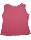 Silver Charm - Little Girls' Ribbed Tank Top