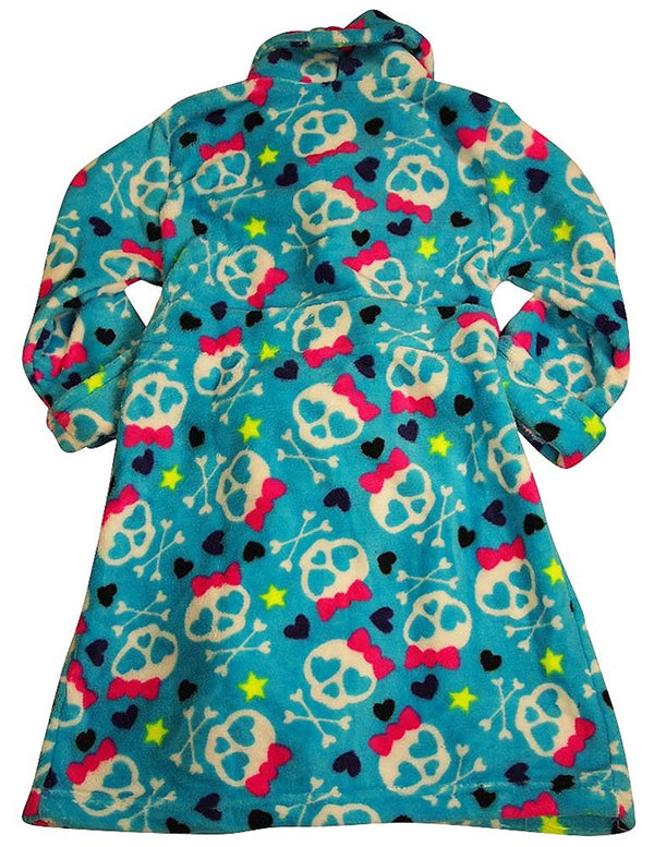 Sweet n Sassy - Little Girls Soft Plush Cozy Robe