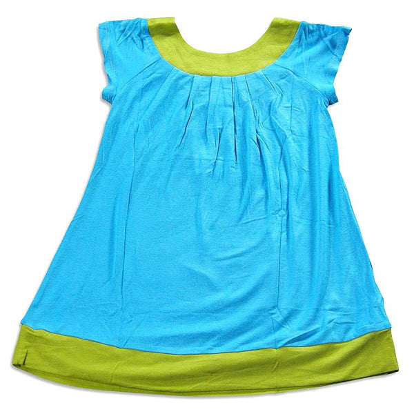 Me Me Me by Lipstik - Little Girls Cap Sleeve Dress