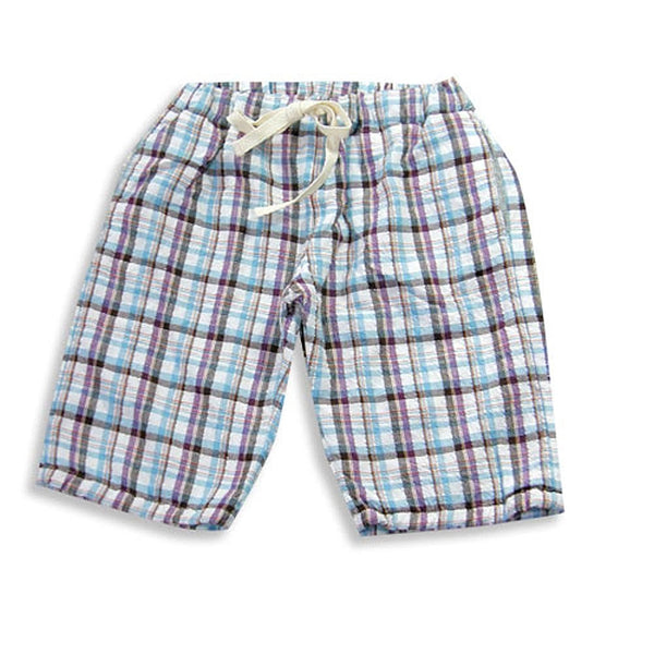 Dinky Souvenir by Gold Rush Outfitters - Baby Girls Plaid Short