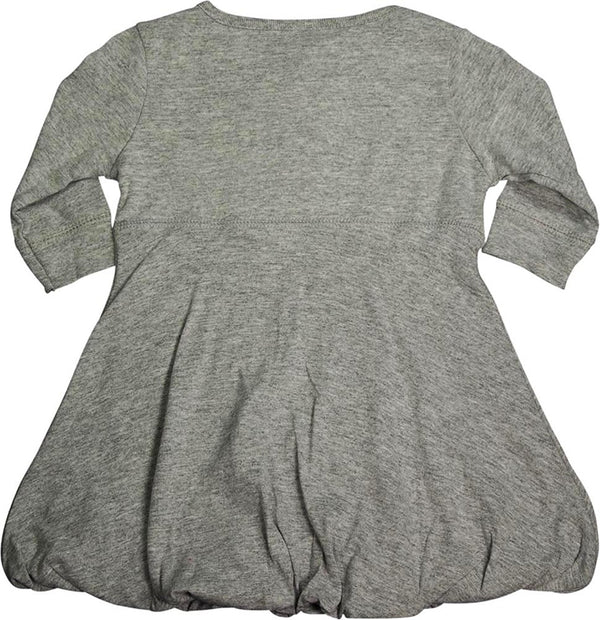 Mish - Baby Girls - 100% Cotton - Long Sleeve Bubble Dress