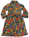 MacHenry Originals - Little Boys Microfiber Basketball Print Robe
