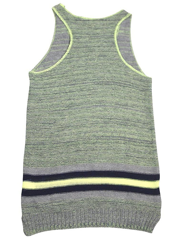 Vintage Havana - Big Girls' Knit Tank Top