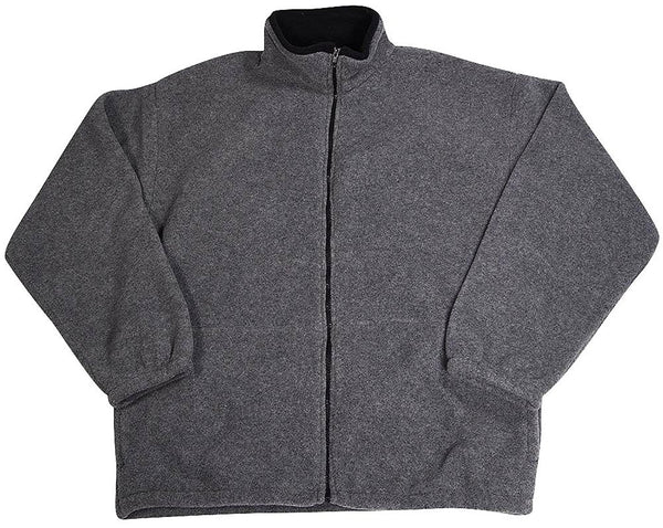 Kaynee - Mens Polar Fleece Zip Jacket