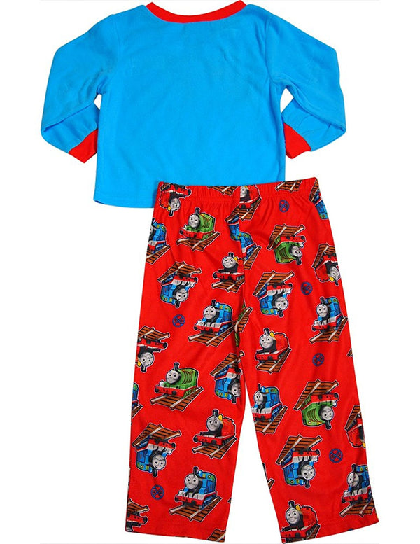 Thomas & Friends Baby-boys the Train Long Sleeve Pajamas