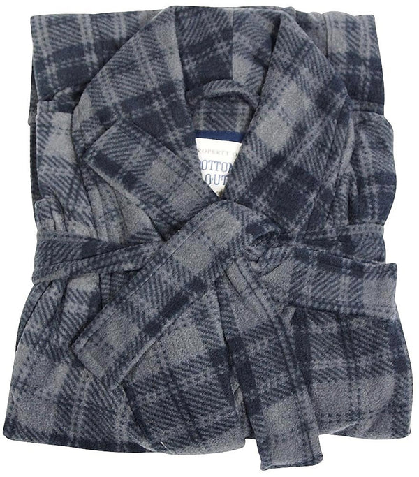 B.O.P.J. -Mens Microfleece Robe 38641