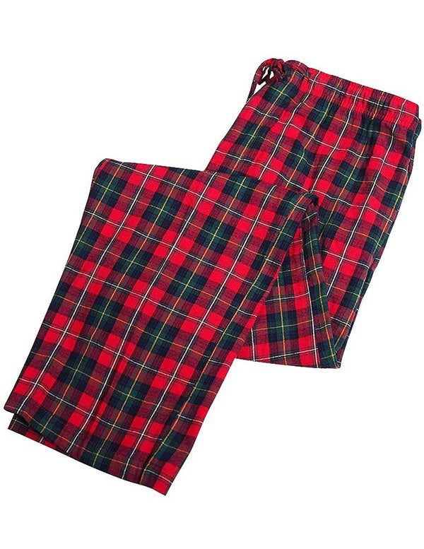 Protocol by Majestic International - Mens Flannel Lounge Pant