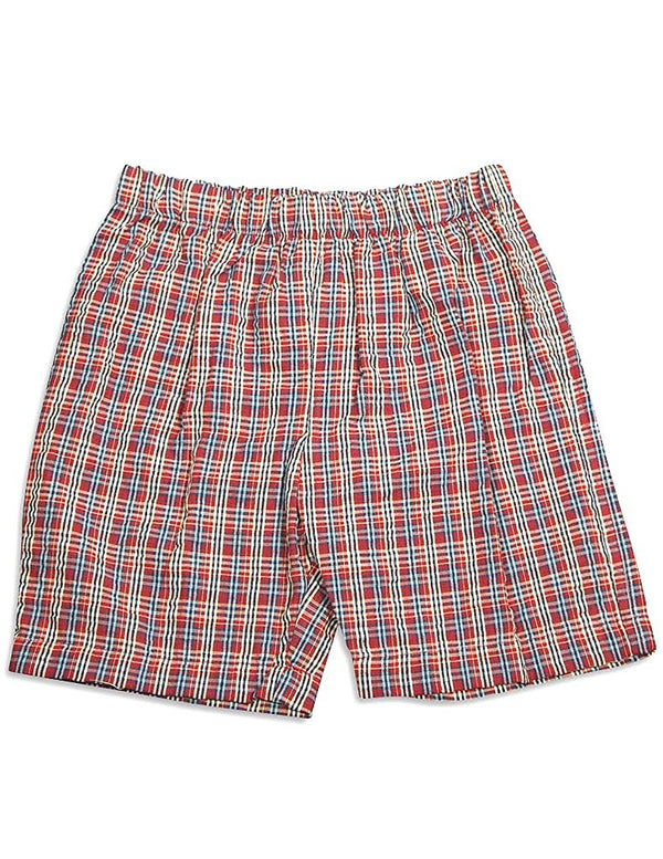 Mulberribush - Baby Boys Plaid Shorts