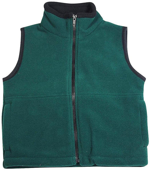 Kaynee - Big Boys Polar Fleece Vests