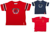 Wild Mango Baby Infant Boys Short Sleeve Cotton Fashion T-Shirt Tee Shirt Top, 7498