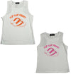 Next Concept Toddler Girls and Girls Flip Flop Racerback Tank Top, 9428