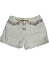 Cool Island - Little Girls Shorts