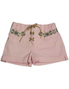 Cool Island - Little Girls's Shorts, Pink 9584-6X
