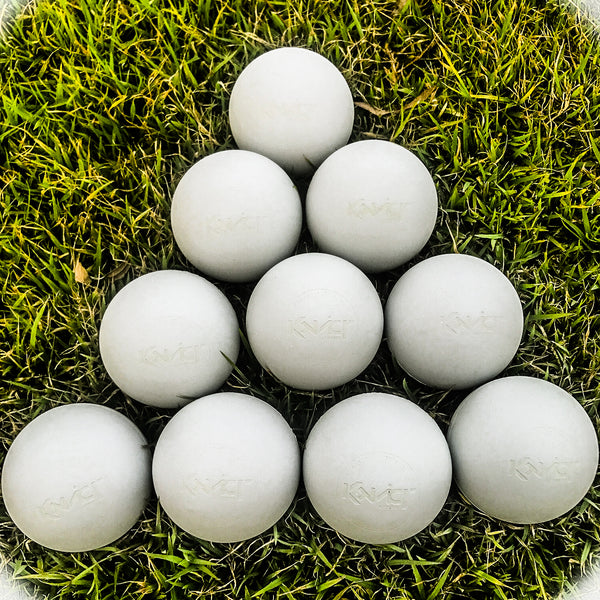 Konvict Bag of White Lacrosse Balls