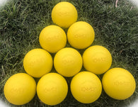 Konvict Bag of Yellow Lacrosse Balls