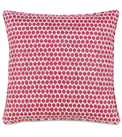 "Epic Alex Sorbet Print Decorative Pillow Cover 22"" x 22"""