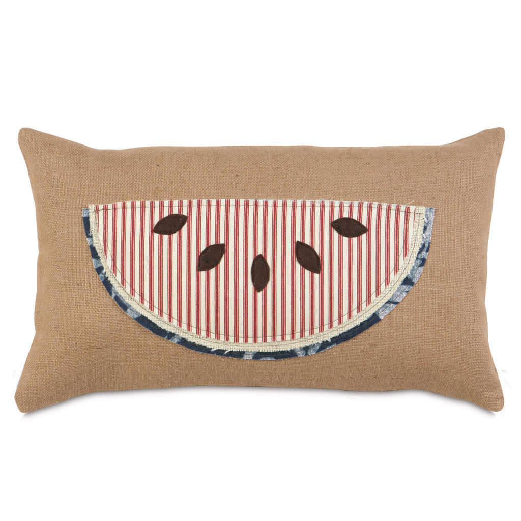 "Americana Decorative Pillow 13""x22"""